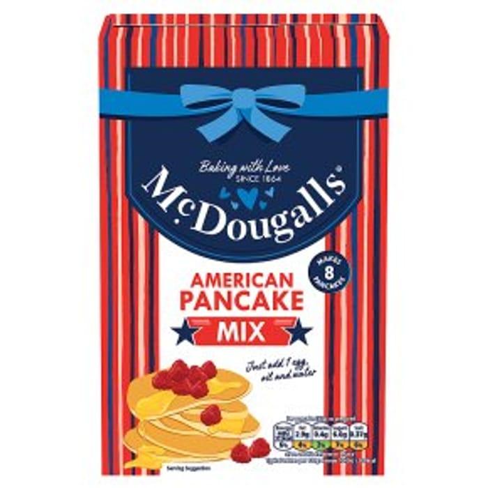 McDougalls American Pancake Mix192g
