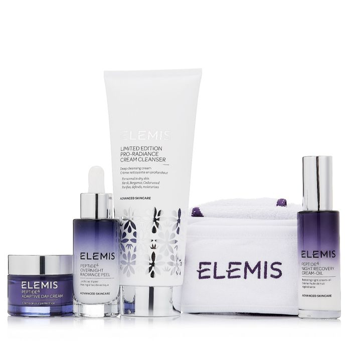 Elemis Peptide4 Radiant Glow Day to Night 4 Piece Collection