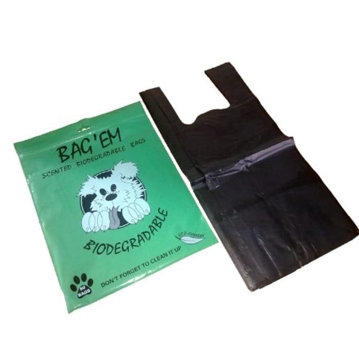Best Ever Price! Bag Em Bio Poo Bags (Pack of 50)