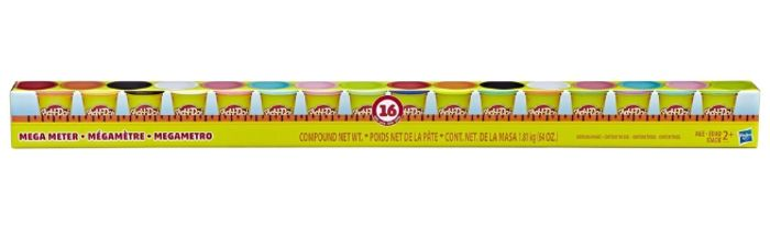 Play-Doh Mega Metre Down From £14.99 to £9.99