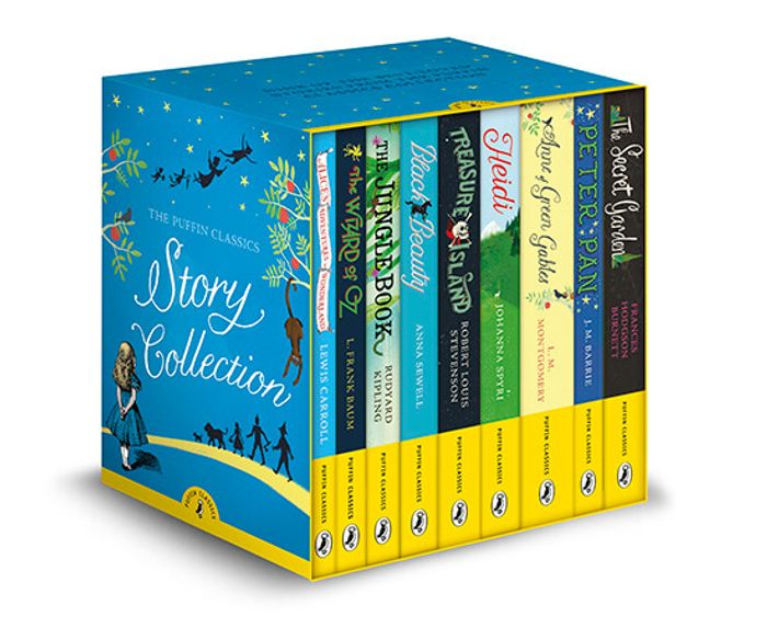 The Puffin Classics Story Collection - Save £53