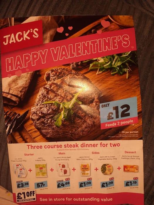 Valentine's Deal