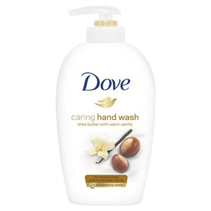 Dove Shea Butter Handwash 250ml - Only £1!
