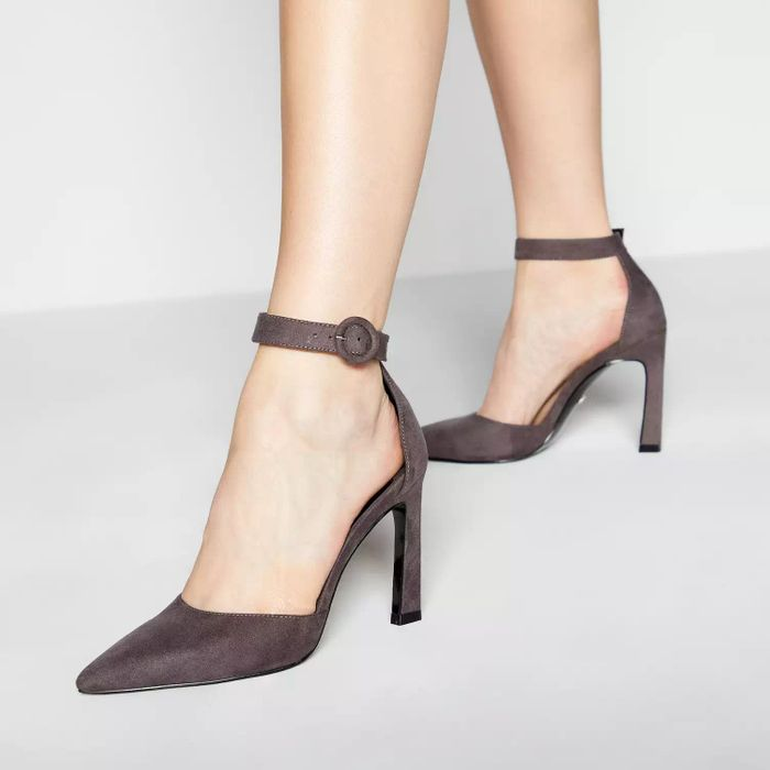 Faith Faux Suede Shoes - Only £12.6!