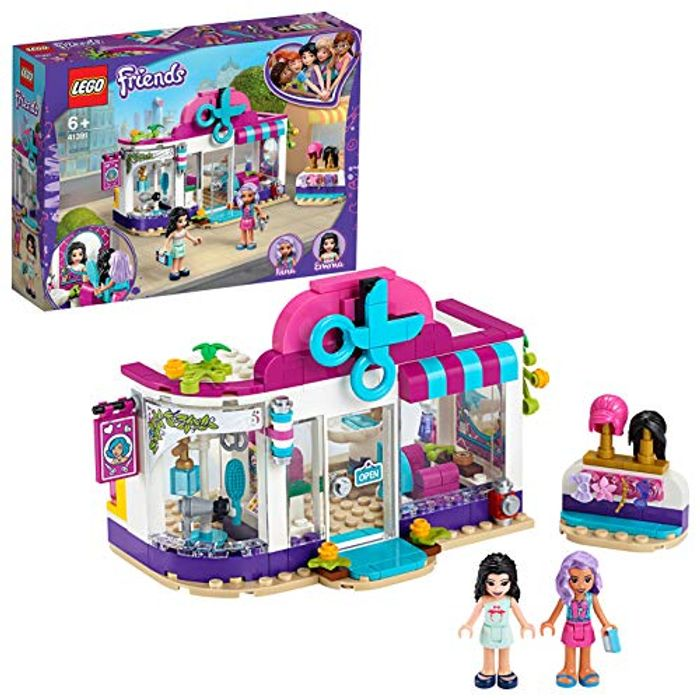 LEGO Friends - HAIR SALON (41391) at Amazon - Only £14.4!