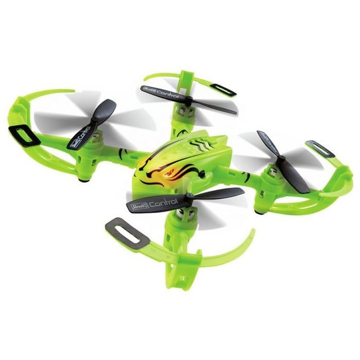 Revell Technick Venom Build Your Own Quadcopter Drone