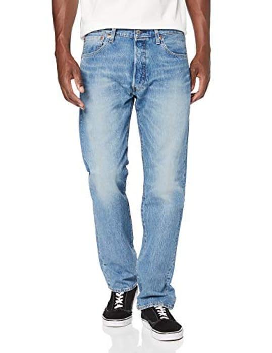 Levi's 501 Mens Original Fit Jeans