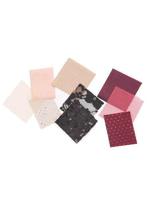 5 Free Fabric Swatches Craft Box Filler.