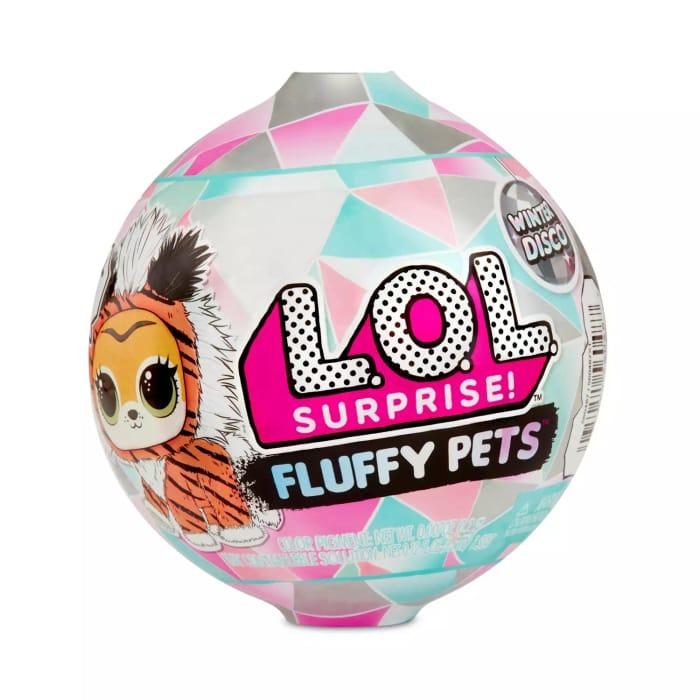 MGA-Fluffy Pets Winter Disco Series