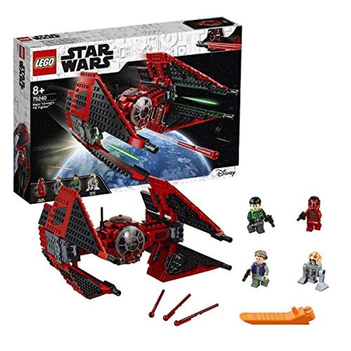 Best Ever Price! LEGO 75240 Star Wars Major Vonregs Tie Fighter