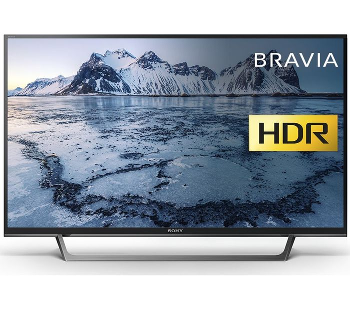"*SAVE £50* SONY BRAVIA 40"" Smart HDR LED TV"