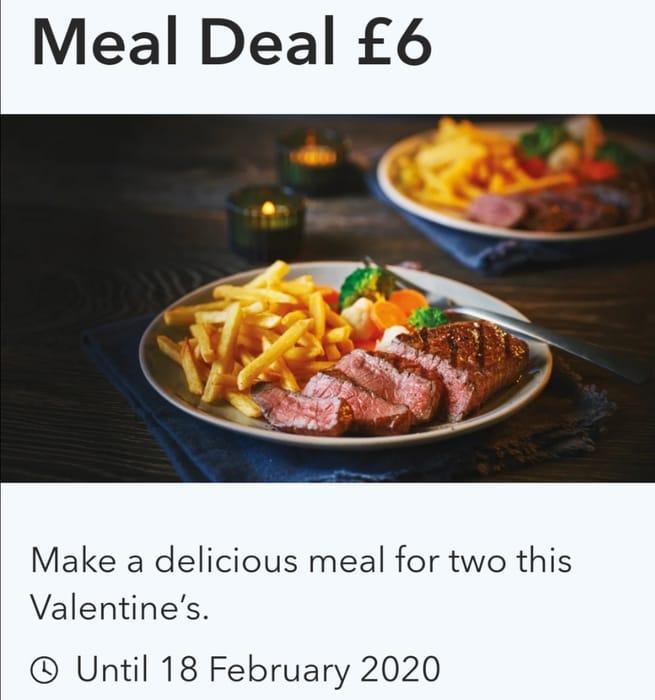 Co-Op Meal Deal £6