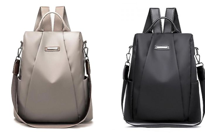 Waterproof Anti-Theft Multi-Way Backpack - 2 Colours + EXTRA 10% Off