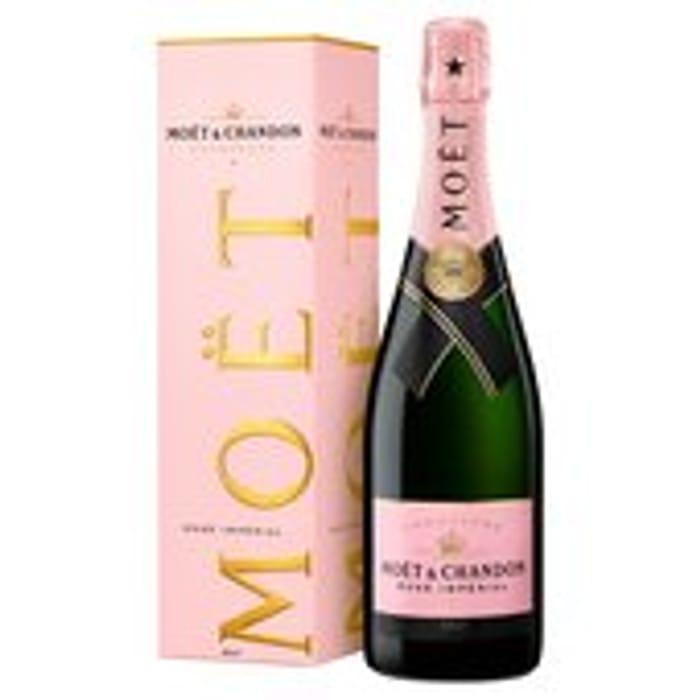 Moet Rose Champagne NV Gift Box 75cl