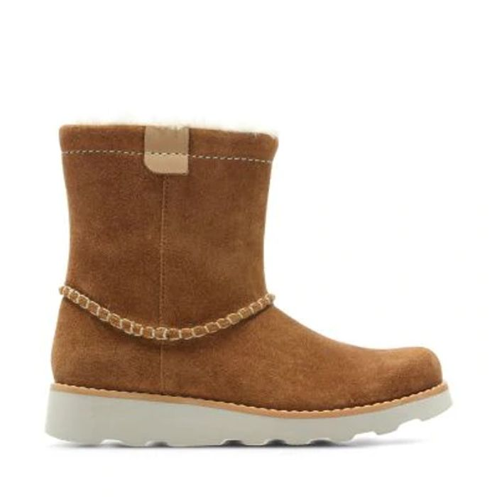 Clarks - 50% off Boots for Men, Women and Kids