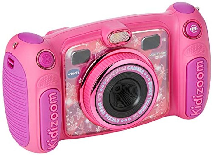 Best Ever Price! VTech 507153 Kidizoom Duo 5.0, Pink