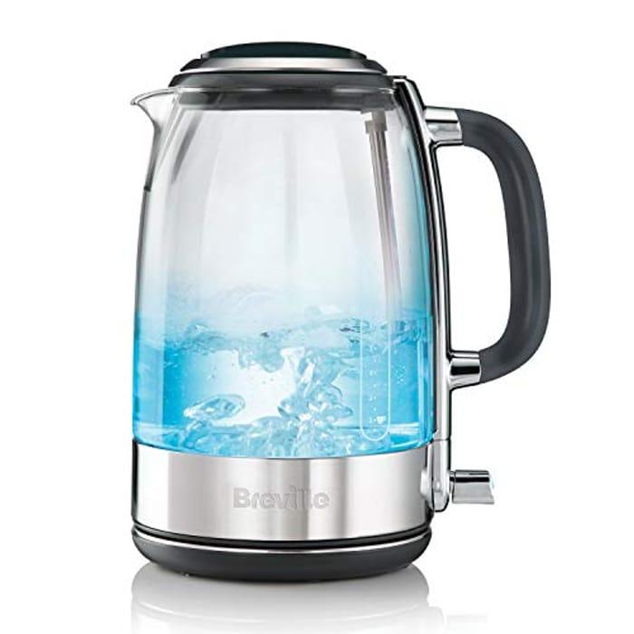 Best Ever Price! Breville VKT071 Electric Glass Kettle