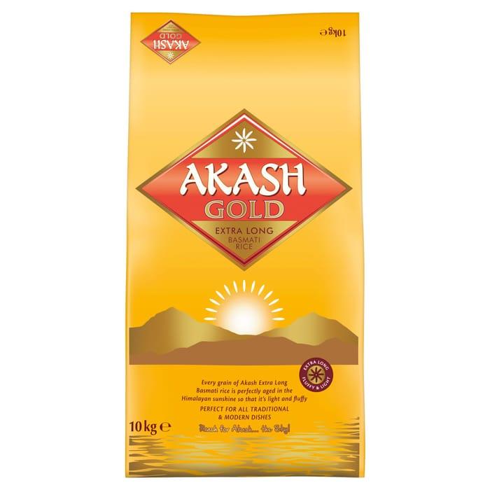 Akash Gold Basmati Rice 10Kg