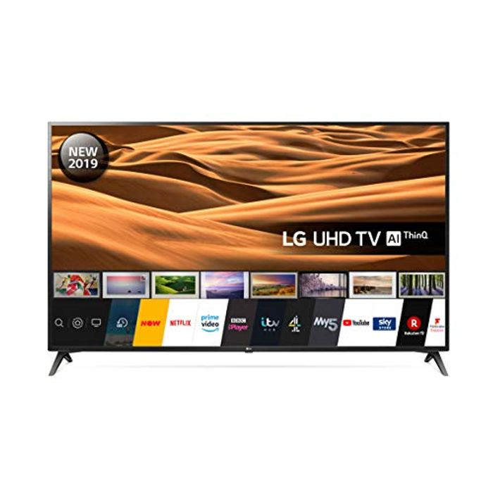 *SAVE over £300* LG 70 Inch UHD 4K HDR Smart LED TV with Freeview Play