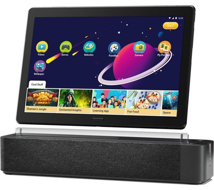 """*SAVE £20* LENOVO Smart Tab M10 10.1"""" Tablet - 16 GB with Built-in Alexa"""
