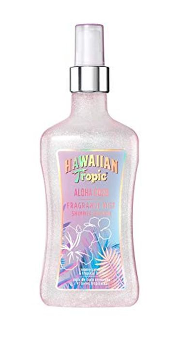 Hawaiian Tropic Aloha Coco Fragrance Mist, 250 Ml