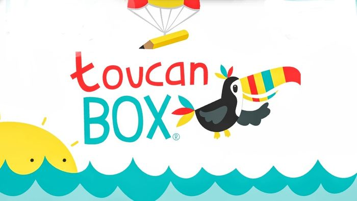 50% off Your First Personalised Box with Voucher Code at Toucan Box