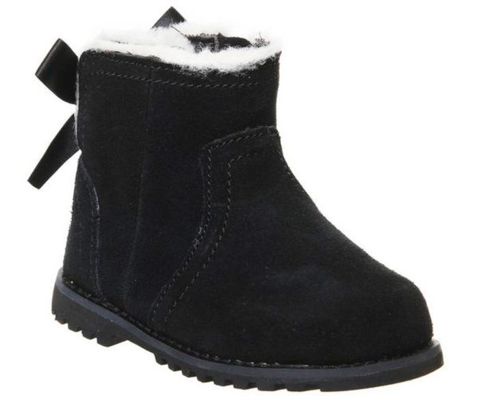UGG Cecily Infant Black Down From £54.95 to £35