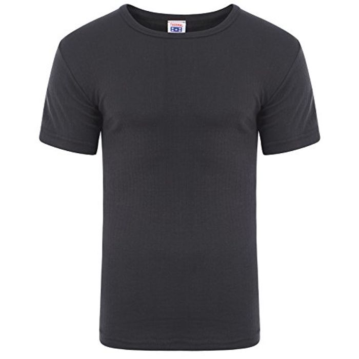 Sockstack Men's Thermal T Shirt, Warm Underwear Baselayer FREE DELIVERY