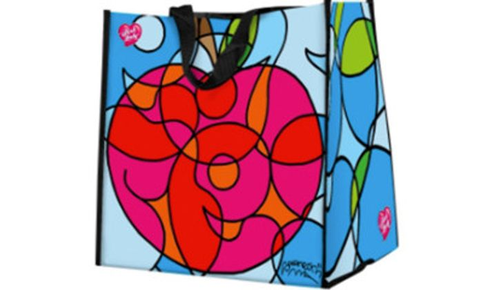 Win 1 of 30 Pink Lady Apple Reusable Shopping Bags