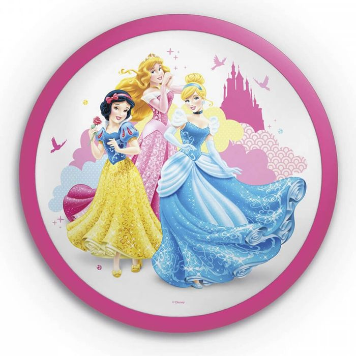 Philips Disney Princess Children's Wall and Ceiling Light