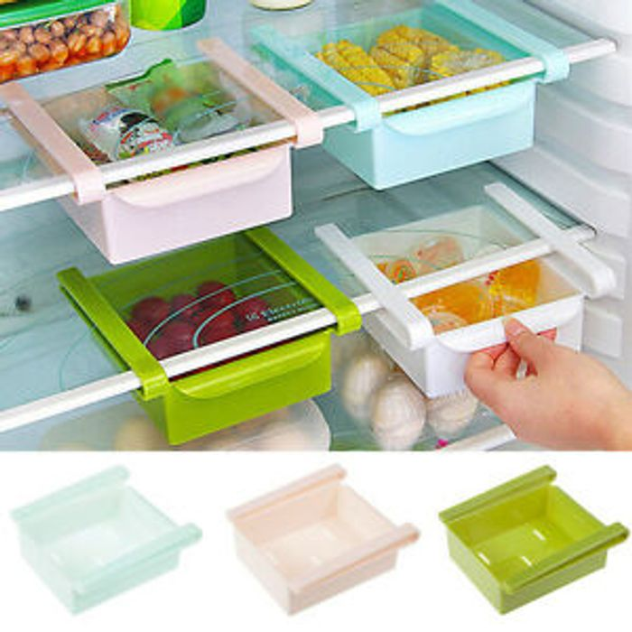 Fridge Freezer Space Saver
