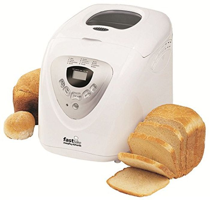 SAVE £31 - Amazon Deal of the Day - Morphy Richards Breadmaker **4.5 Stars**