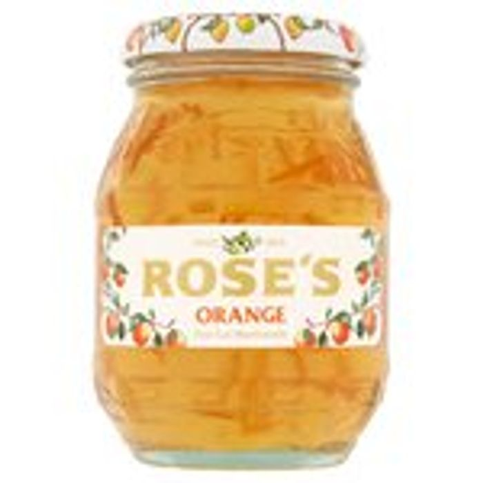 Rose's Orange or Lime Marmalade -HALF PRICE