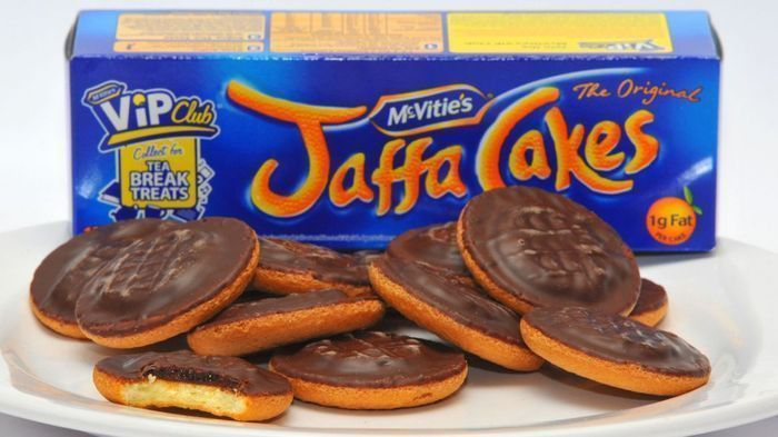 Mcvitie's Lemon & Lime and Original Jaffa Cakes - HALF PRICE!