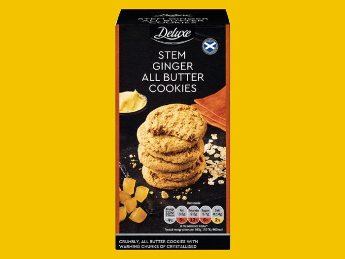 Deluxe All Butter Cookies - 200g