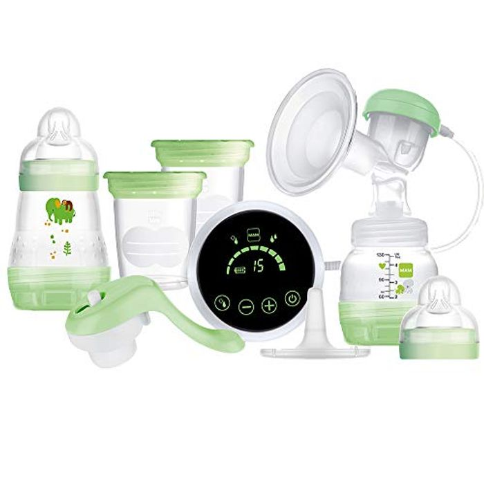 Best Ever Price! MAM 2-in-1 Single Breast Pump