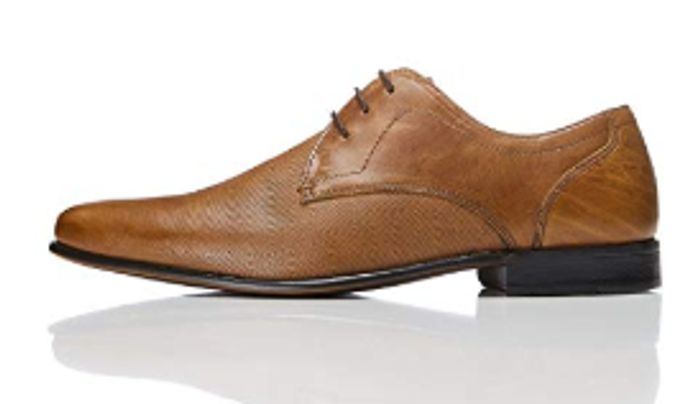 Price Drop - Men's Brown Leather Shoes in Size 12 UK