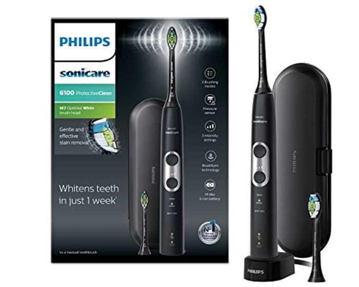 PRICE DROP! Philips Sonicare ProtectiveClean 6100 Electric Toothbrush