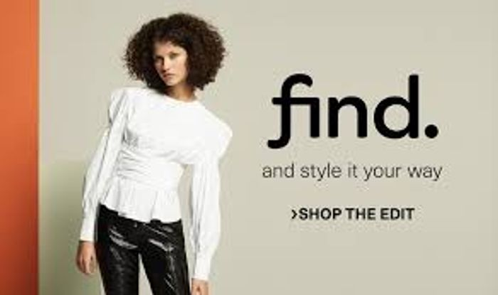 Amazon Brand Find Clothing at 70% or More Discount (Only Few Sizes)