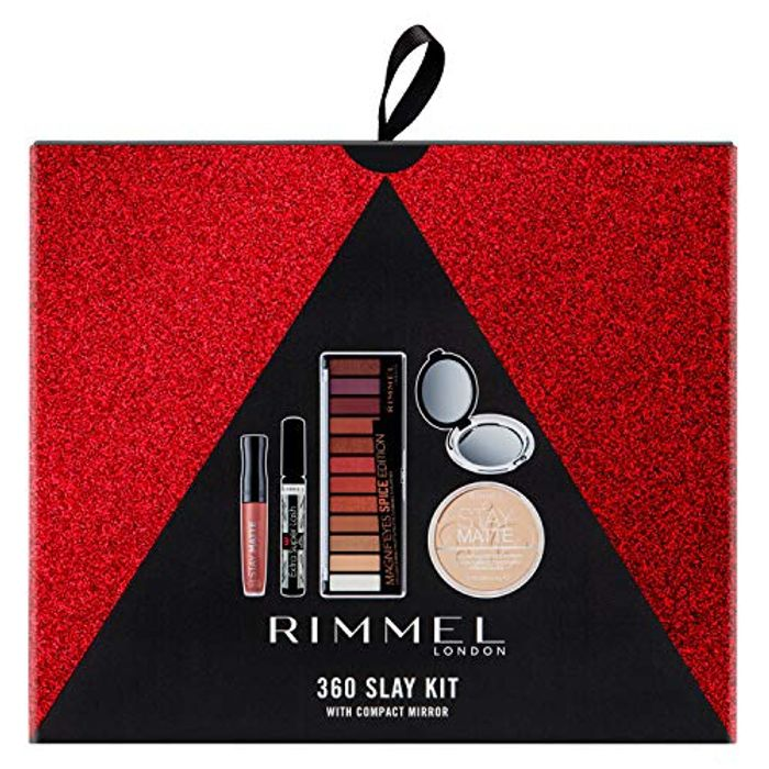 Rimmel 360 Slay Christmas Gift Set