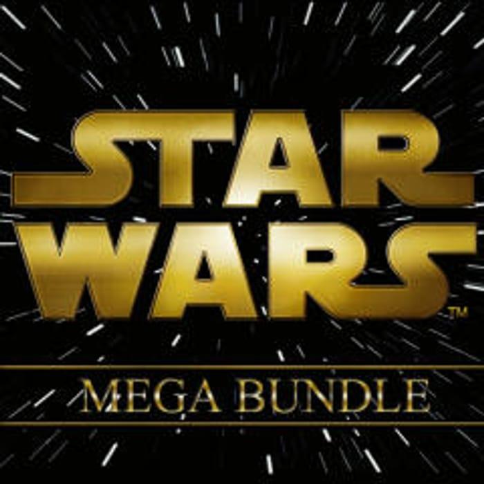 STAR WARS (Classics) PS4 Mega Bundle £7.99 on PSN
