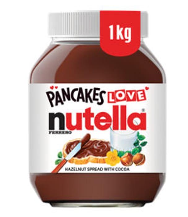1kg Nutella Hazelnut Chocolate Spread