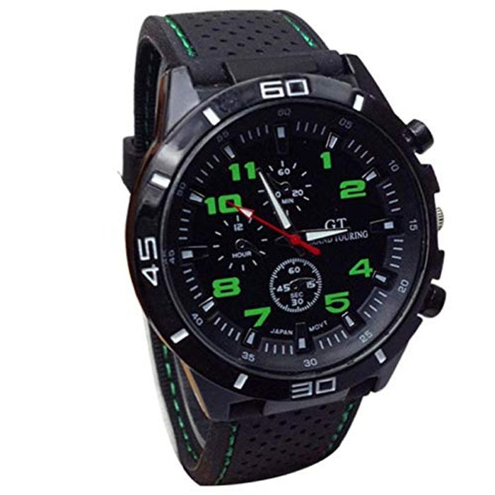 Military Sport Wristwatch Only £3 Delivered