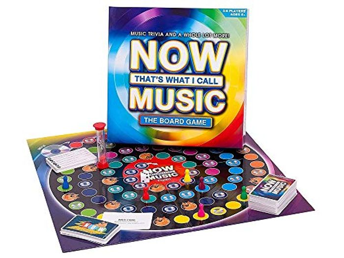 Best Ever Price! Sony Entertainment Now That's What I Call Music Board Game