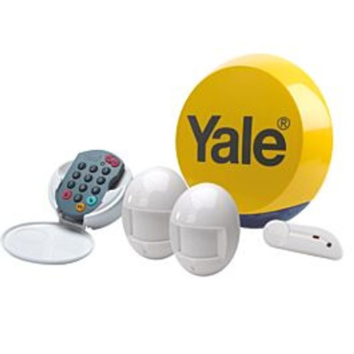 Yale Essentials Alarm Kit £83.30 with Code
