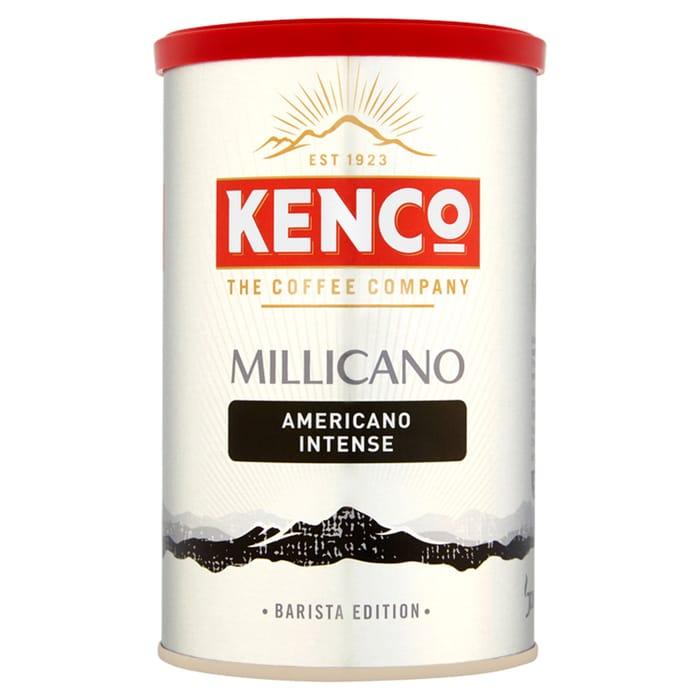 Kenco Millicano Americano Instant Coffee 95G