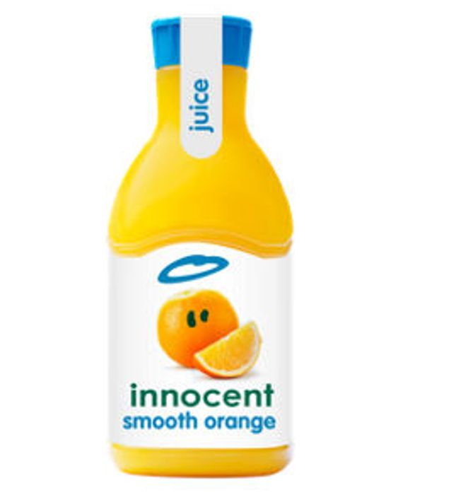 Innocent Smooth Orange Juice
