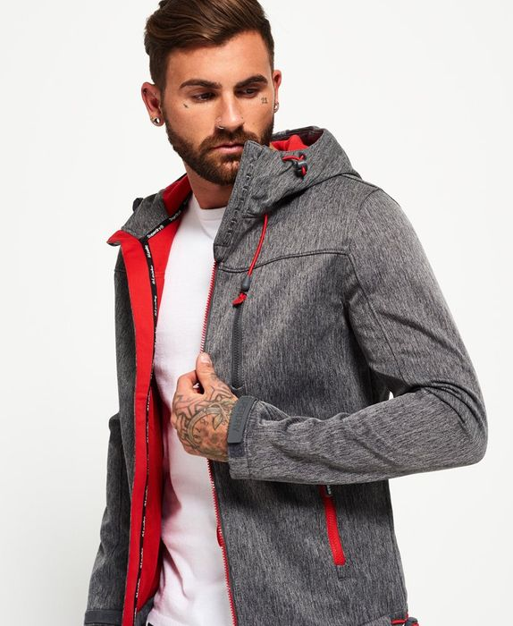 Hooded SD-Windtrekker Jacket (Various Colours)