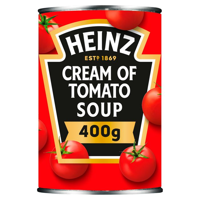6 for £4 Heinz Soup 400G - Save £1.7