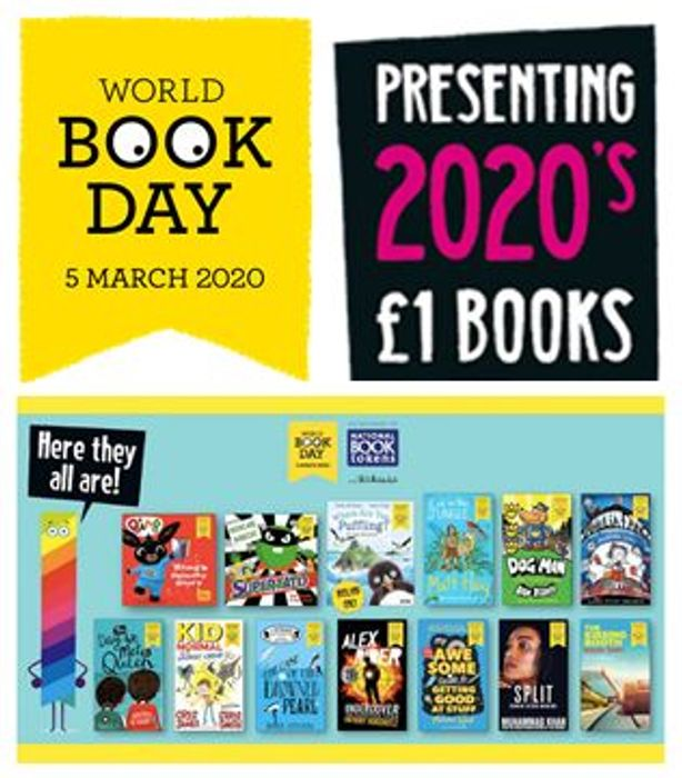 Best Price! World Book Day 2020 - Complete Title List at AMAZON